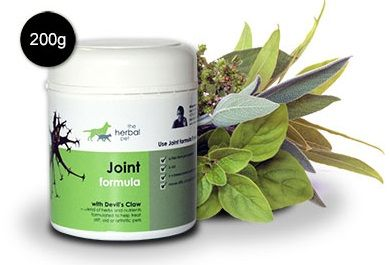 THE HERBAL PET JOINT FORMULA