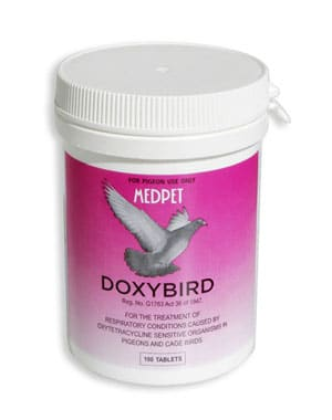 DOXYBIRD 7.5MG TABS (100)  **SPECIAL** Expiry 10/2021 - While stocks last